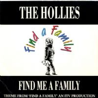 Hollies,The - Find Me A Family/No Rules (EM 86)